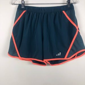 BCG women's grey- orange running shirts SZ large